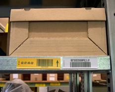 Etiquettes magnétiques ou porte étiquettes adhésif