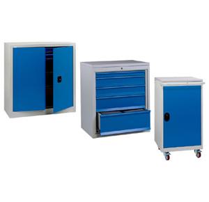Meubles bas à tiroirs ou à portes, avec ou sans roulettes