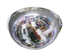Miroir industriel en forme de dôme 360°