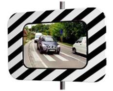 Miroir pour sécurité routière