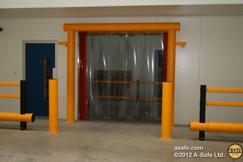 Protection des portes