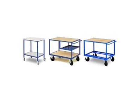 Servantes d'ateliers avec ou sans tiroir